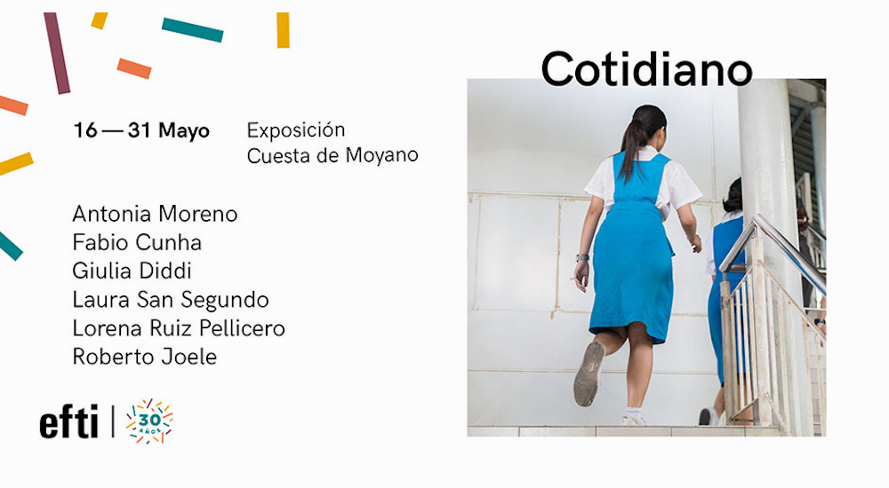 "EXHIBITION ""COTIDIANO"""