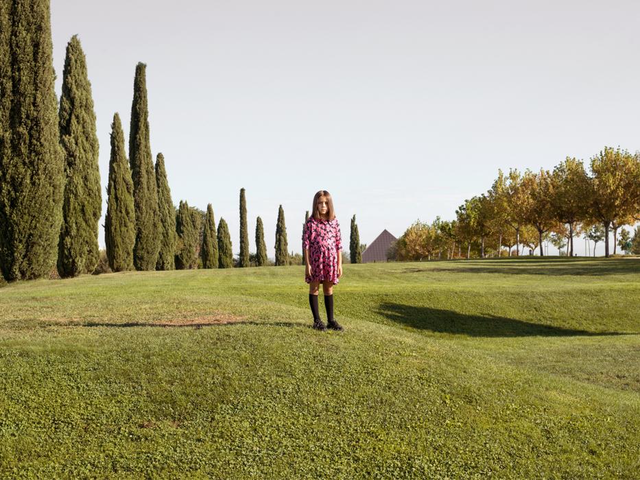 Señorita Lemoniez Autumn Winter 2014 Editorial Story, 2014 / Laura San Segundo