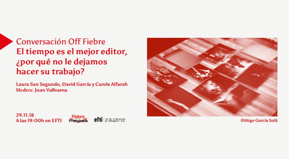 OFF FIEBRE: CONVERSATION ON EDITING