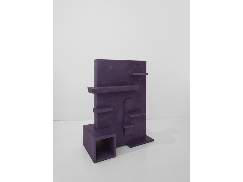 Thomas Ballouhey, Attachment shelf / Laura San Segundo